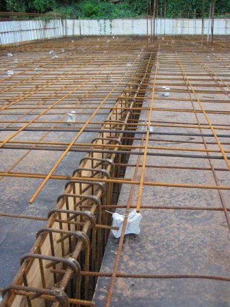 Dalle de l tage construction de notre maison en - Temps de sechage dalle beton pour marcher dessus ...
